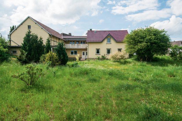 Blankenheim-Freilingen: Hofanlage, 1.534 qm Grundstück